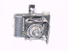 Vintage Folding Bellows Camera -Vario -Friedrich Munchen F4.5 - 5cm - $38.22