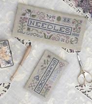 Treasured Tools cross stitch chart Drawn Thread - $10.80