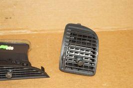 03-05 Saab 9-3 Dash Heater A/C Air Vents Duct Grills Grilles Grils Trim Set 3pc image 4