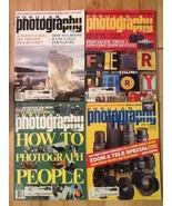 Lot of 14 POPULAR PHOTOGRAPHY Magazines From 1992-93 - $9.89