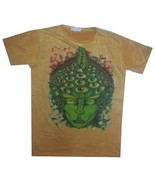 Men T Shirt avatar movie Space YOGA NIRVANA Zen HIPPIE Peace Hobo boho M... - $19.79