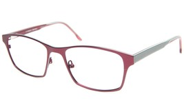 NEW PRODESIGN DENMARK 1400 c.3831 BURGUNDY EYEGLASSES FRAME 54-18-140 B3... - $98.98