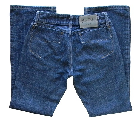 Silver Jeans Size 27 Womens Blue Boot Cut Jeans