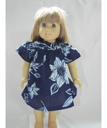 "American Girl or 18"" Doll Flower-Print Dress - $10.50"