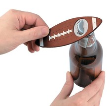 4 Pack Football Shaped Beer Bottle Opener - Sports Bar Party/Tailgate Su... - $10.77