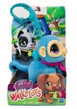 FurReal Walkalots Lil' Wags Monkey Walking Pet Toy With Leash Hasbro E47... - $18.99