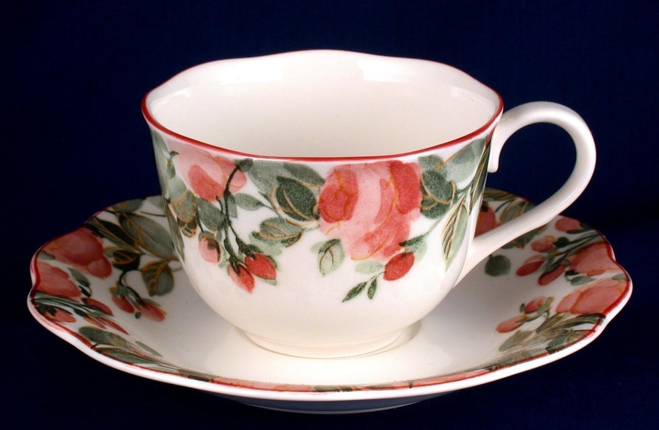 Nikko Precious China Cup & Saucer Pattern and 38 similar items