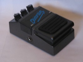GUITAR EFFECTS DISTORTION PEDAL  Aria DT-1 vintage Working  - $29.99