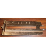 Dritz Bound Buttonhole Maker Used Works - $7.50