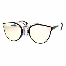 Womens Designer Fashion Sunglasses Wing Frame Double Metal Bridge UV 400 - $12.95