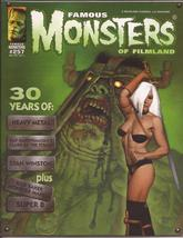 Famous Monsters Of Filmland #257 Thirty Years Of Heavy Metal Ray Harryha... - $11.95