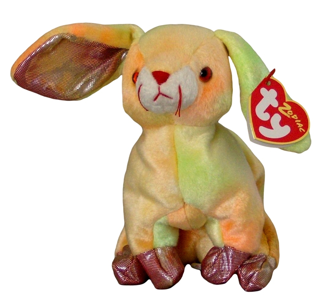 Ty Zodiac Collection Rabbit Beanie Baby and 50 similar items 0cacaa0fe602
