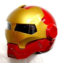 Masei 610 Atomic Motorcycle Helmet Red M L XL image 2