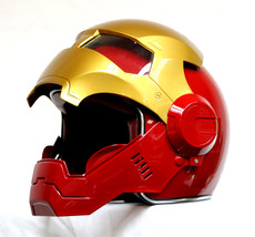 Masei 610 Atomic Motorcycle Helmet Red M L XL - $159.00+