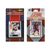 Nhl Phoenix Coyotes Licensed Score 2 Team Sets Coyotes2 Ts - $25.38