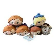 Disney Tsum Tsum Lot of 6 Frozen Characters NEW - $19.80