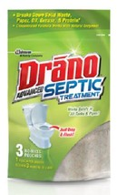 Drano Advanced Septic Treatment - $15.79