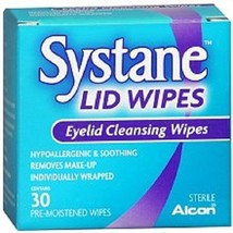 Systane Lid Wipes Eyelid Cleansing Wipes - $24.60