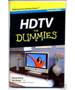 HDTV for Dummies Pocket Edition 2009 - $3.75