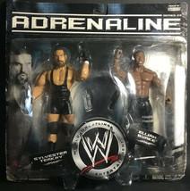 2007 Jakks Pacific WWE Adrenaline Sylvester Terkay and Elijah Burke #17 - $23.74