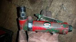 """1 pneumatic air angle die grinder cutoff 1/4"""" collet - $24.75"""