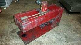 """Enerpac RC104 ?  Hydraulic press Cylinder 10 Ton X4"""" CABLE & HOSE CRIMPER - $395.01"""