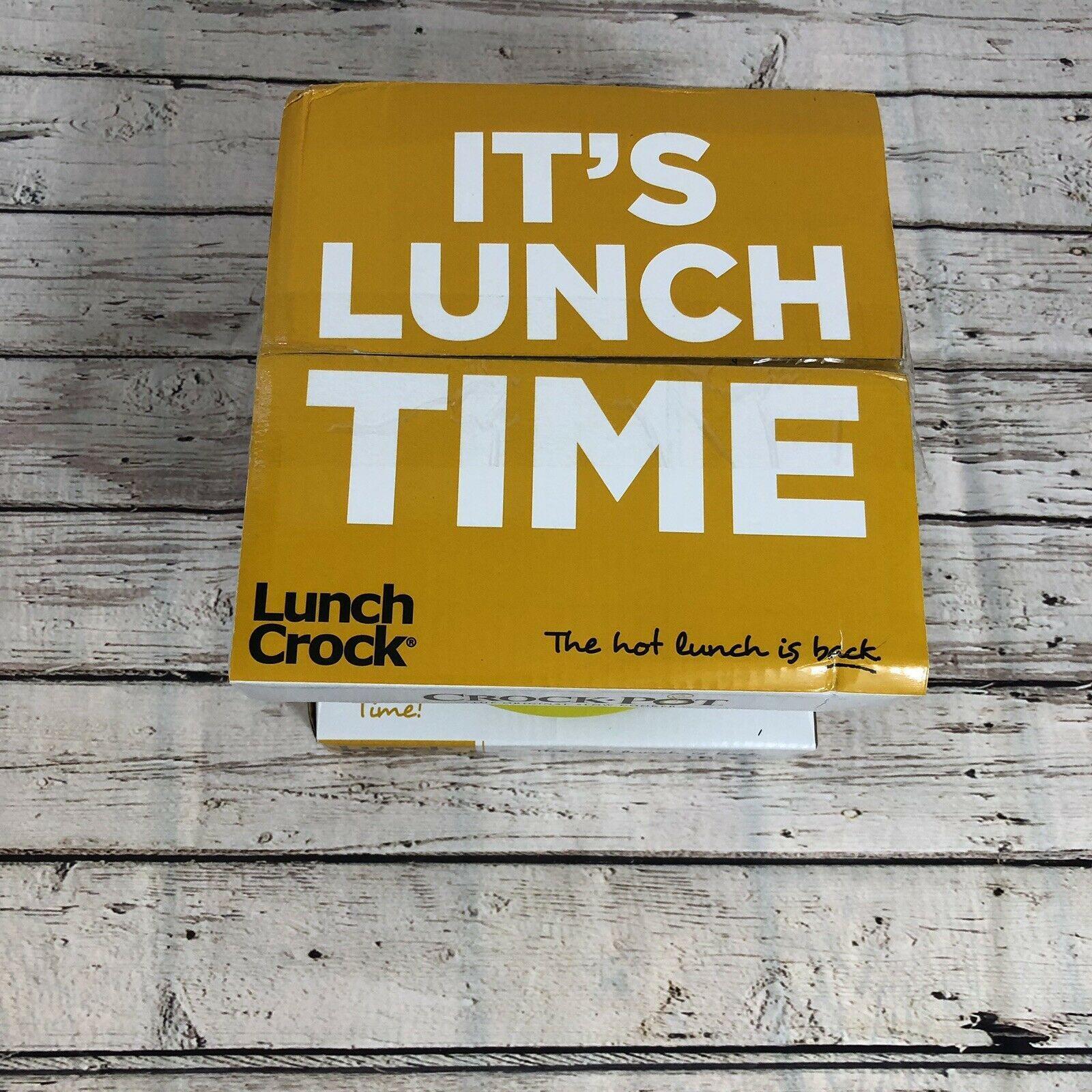 Crock Pot Lunch Crock Food Warmer image 4