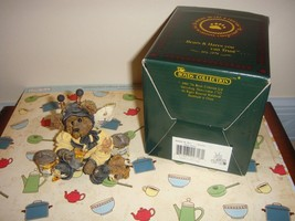 Boyds Bearstone Bumble B. Bee Sweeter Than Honey #22718 - $14.99
