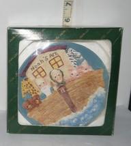 Noah's Ark Poly-stone Resin Miniatures NIB, Giraffe,Dolphins,Birds, Hipp... - $6.33