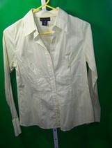 Apostrophe womens small cotton spandex fit cut ... - $5.95