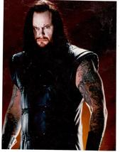 Undertaker NJ Vintage 8X10 Color Wrestling Memorabilia Photo - $6.99