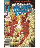 Marvel Saga Of The Original Human Torch #4 Action Adventure - $1.95