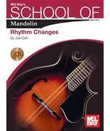 School of Mandolin: Rhythm Changes by Joe Carr ... - $14.99
