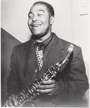 Charlie Parker 5 Vintage 8X10 BW Jazz Music Memorabilia Photo - $6.99