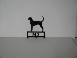 American Fox Hound Metal Wall Yard Art Silhouette - $29.00