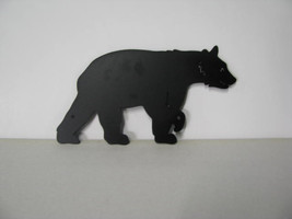 Bear Walking 442 Metal Art Silhouette - $40.00