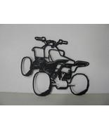 ATV Metal Art Silhouette - $90.00