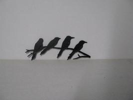 Song Birds on a Limb 169 Metal Yard Art - €36,73 EUR