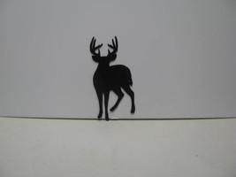 Buck Deer WIldlife Metal Wall Yard Art - $45.00
