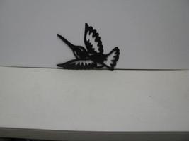 Hummingbird 008 Metal Wall Yard Art Silhouette - $75.00