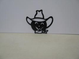 Jack-O-Lantern 006 Halloween Metal Art Silhouette - $70.00