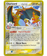 Charizard 4/100 Holo Rare EX Crystal Guardians Pokemon Card