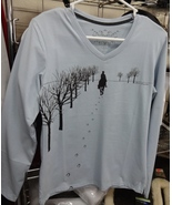 Long sleeved Irideon teeshirt, size small - $9.00