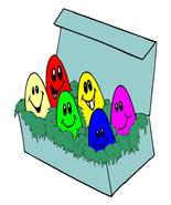 Easter Bunny10-Digital Download-ClipArt-ArtClip... - $3.00
