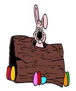 Easter Bunny11-Digital Download-ClipArt-ArtClip... - $3.00