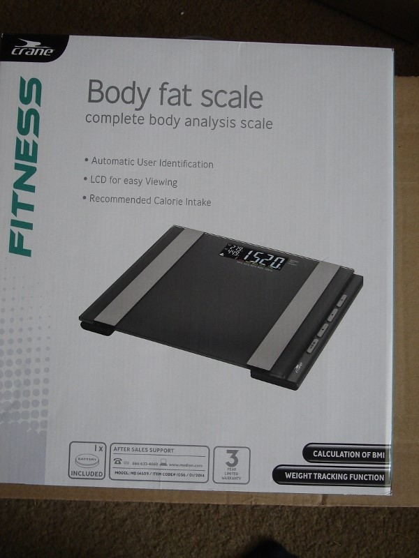 Body Fat Analysis Scale 47