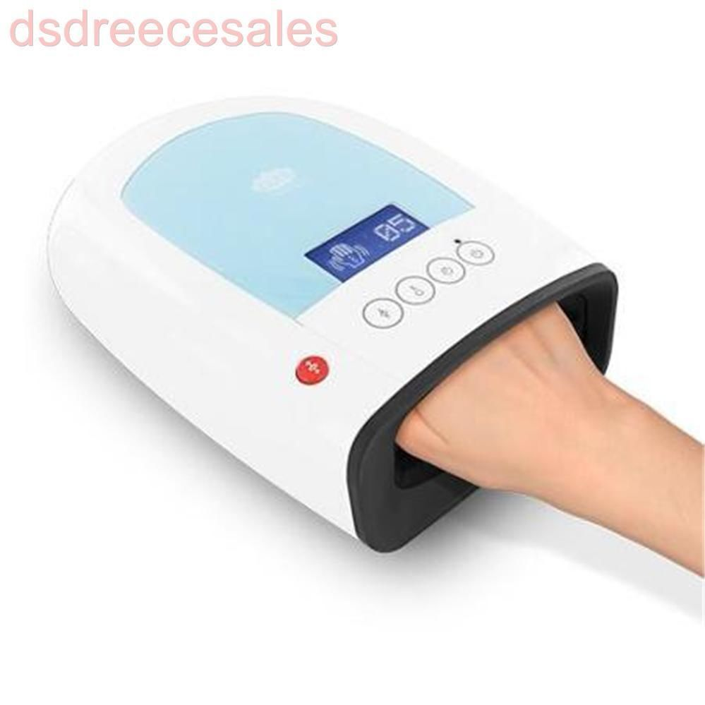 Wireless Therapeutic Hand Massager Infrared Heat Massage Hand Relaxation New