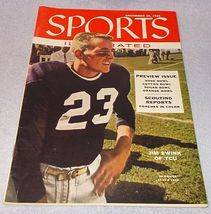 Old Sports Illustrated Magazine December 26 1955 Football Bowl Games - $7.00