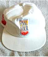 1993 Coca Cola  Final Four New Orleans Hat NEW - $5.99
