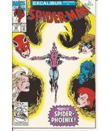 Marvel Spider-Man Lot Issues #25 & 26 Excalibur Peter Parker Action Adve... - $4.95